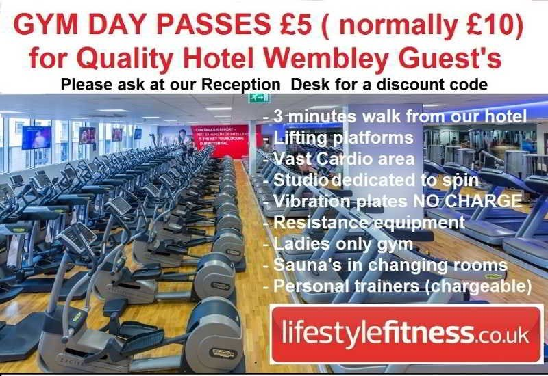 Quality Hotel London Wembley