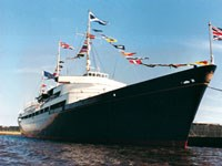 Royal Yacht Brittania