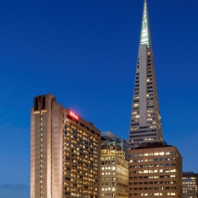 Hilton San Francisco Financial District (Room Only)