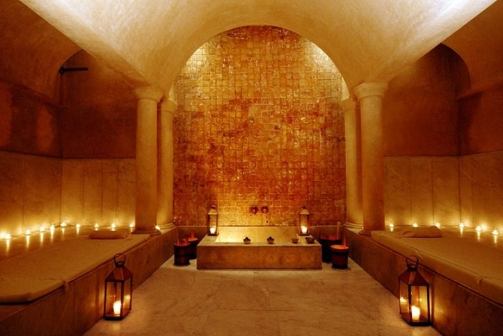 Hammam Hot Room
