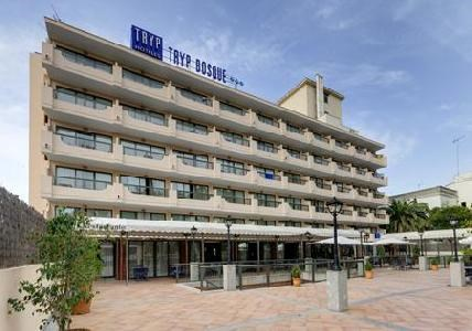 Bosque (Tryp) Palma Hotel
