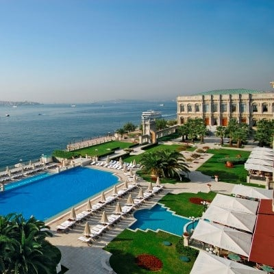 Ciragan Palace Kempinski (Grand Deluxe Bosphorus View)
