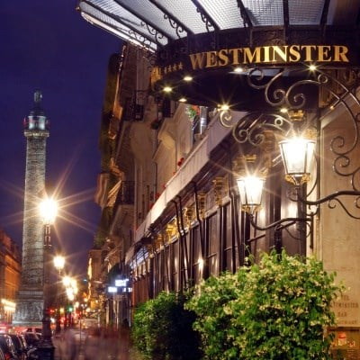 Westminster (Deluxe Saint Honore Room)