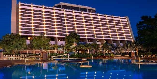 *DISNEY'S CONTEMPORARY RESORT*