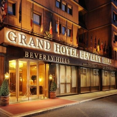 Hotel Beverly Hills Rome (Minimum 2 Nights)
