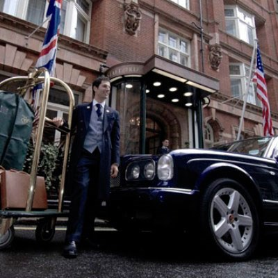 The Stafford London by Kempinski (Deluxe King)