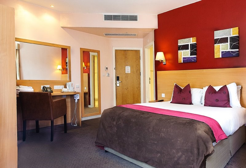 Quality Hotel Luton Airport