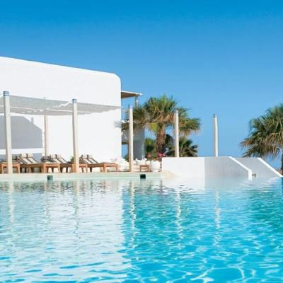 Grecotel Mykonos Blu (Island Bungalow Deluxe Sea View/ Non-Refundable)