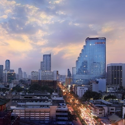 Pullman Bangkok Hotel G (G Deluxe/ Room Only)