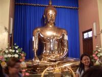 The Golden Buddha (Wat Traimit)
