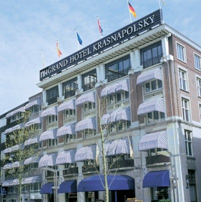 NH Amsterdam Grand Hotel Krasnapolsky (Room Only)