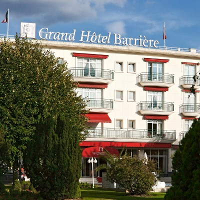 Grand Hotel Barriere Enghien-les-Bains (Classic/ 15km from Paris)