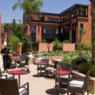 Hotel & Ryads Naoura Barriere (Deluxe Junior Suite)