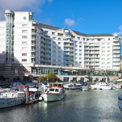 Wyndham Grand London Chelsea Harbour (River View Suite)