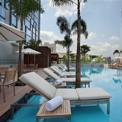 Oasia Hotel Novena (Superior/ Room Only)