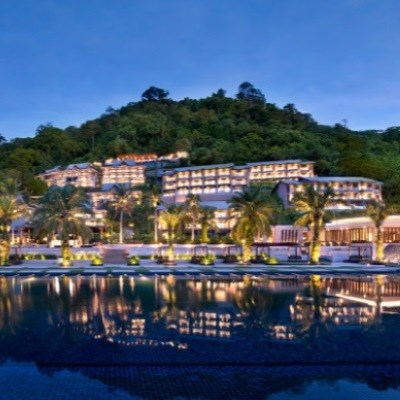 Hyatt Regency Phuket Resort (Ocean View Pool)