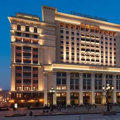 Four Seasons Hotel Moscow (Four Seasons Executive Suite)