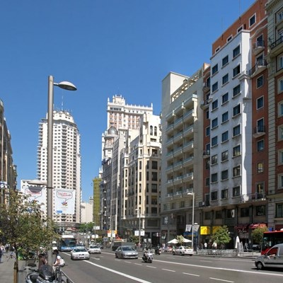 TRYP Madrid Centro Hotel (Tryp/ Minimum 3 Nights)