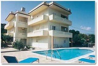 Stelios Apartments