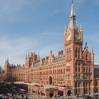 St. Pancras Renaissance London (Chamber Junior Suite)
