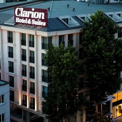 Clarion Hotel & Suites Istanbul Sisli (1-Bedroom Suite/ Room Only)