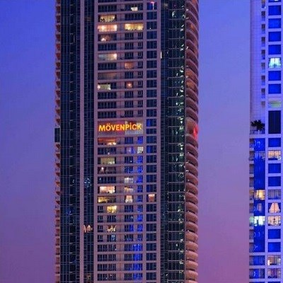 Moevenpick Hotel Jumeirah Lakes Towers (Superior)