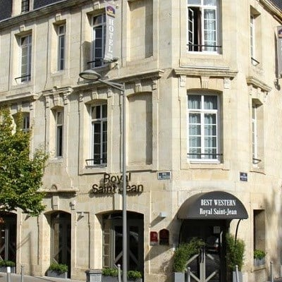 Best Western Gare Saint Jean (Tradition)