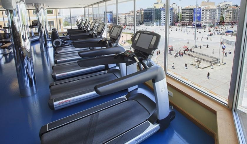 The Marmara Taksim - Gym.jpg
