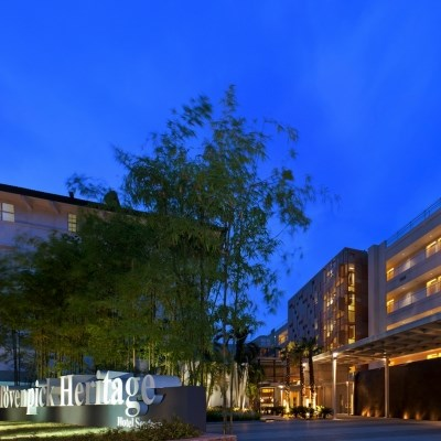 Le Meridien Singapore, Sentosa (Heritage Premium/ Room Only/ Indian & Middle East Market)