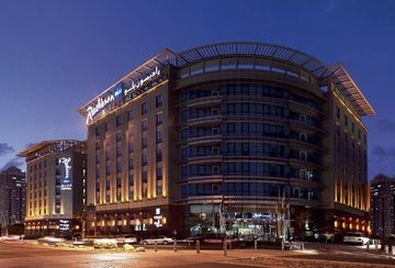 RADISSON BLU MEDIA CITY