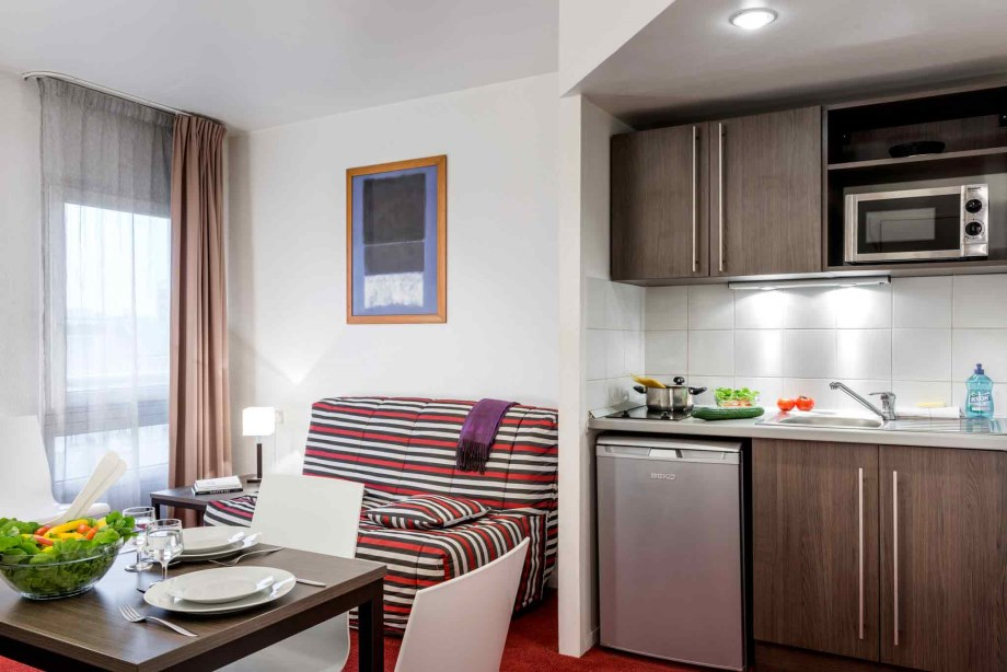 APTS ADAGIO ACCESS PARIS LA VILLETTE