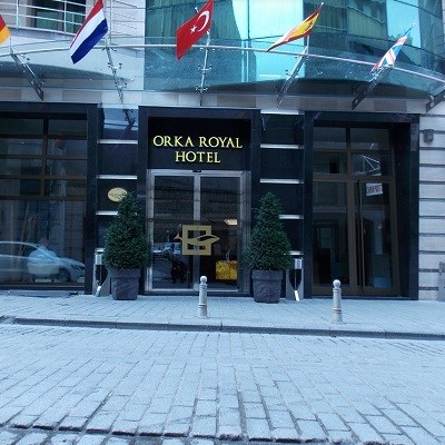 Orka Royal Hotel (Economy without Window)