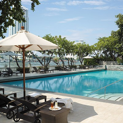 Shangri-La Bangkok (Deluxe/ Room Only/ Non-Refundable)