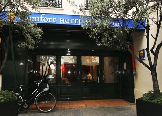 Qualys Hotel Apolonia Mouffetard Paris 5