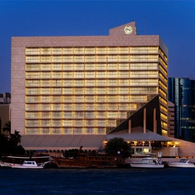 Sheraton Dubai Creek Hotel & Towers (Deluxe City View)