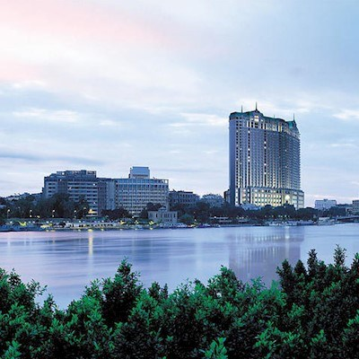 Four Seasons Hotel Cairo at Nile Plaza (Superior)