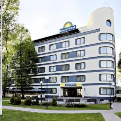 Days Hotel Riga VEF (Room Only)