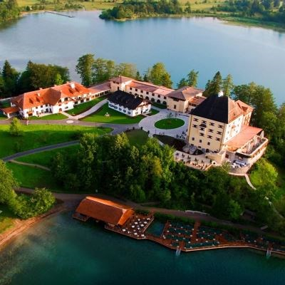 Schloss Fuschl, a Luxury Collection Resort & Spa (Junior Suite Lake View)