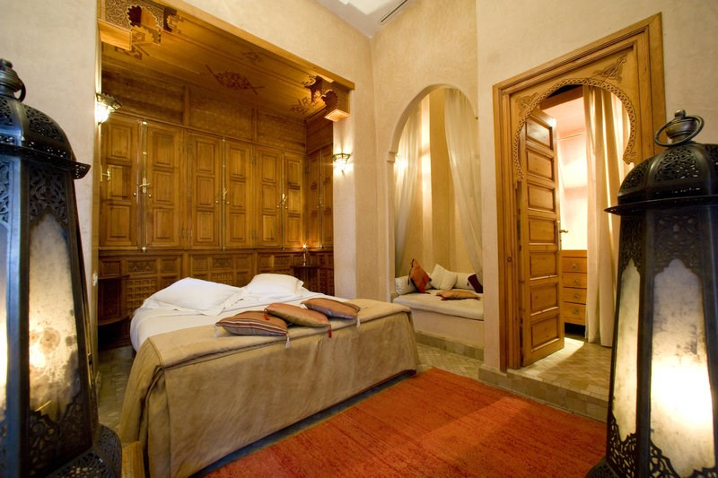 Riad Lydines - Deluxe Bedroom