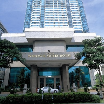 Hotel Windsor Suites & Convention Bangkok (Deluxe Suite)