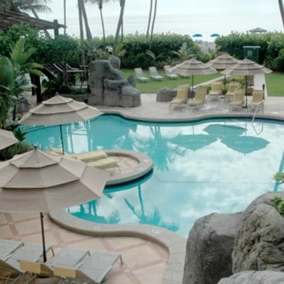 The Alexander All-Suite Oceanfront Resort (Deluxe Suite)