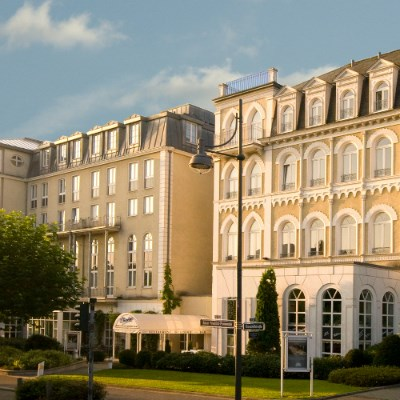 Steigenberger Hotel Bad Homburg (15km from Frankfurt)