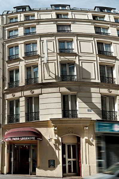Hotel Paris Legendre
