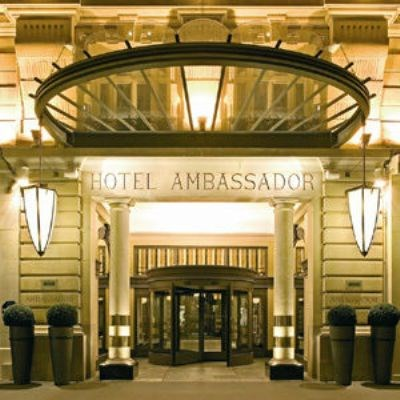 Marriott Paris Opera Ambassador (Deluxe/ Non-Refundable)