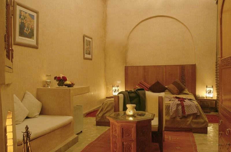 Riad Lydines - Suite - Bedroom