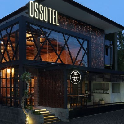 Ossotel Legian Bali (Superior/ Room Only)