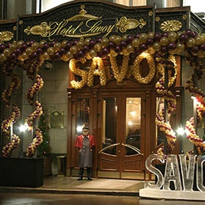 Savoy Moscow (Executive)