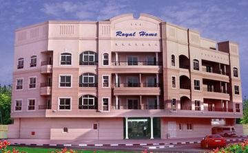 High End Hotel Apartments (formerly Royal Home)