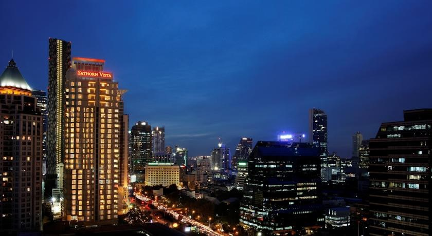 MARRIOTT EXECUTIVE SERVICE APARTMENT, SATHORN VISTA