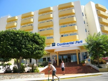 Roc Continental Park Hotel